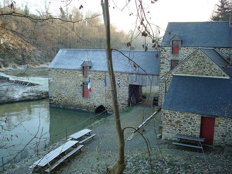 Le Moulin du Prat, Vicomté-sur-Rance