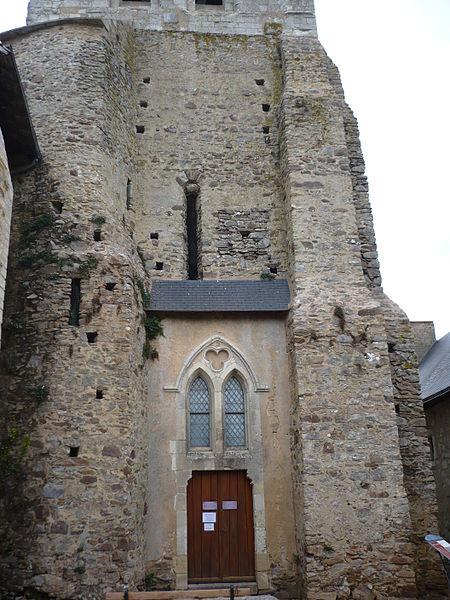 Eglise Saint-Médard, Cheviré-le-Rouge