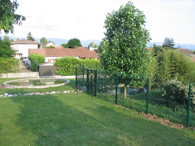 Montélier, Jardin Sémaphore
