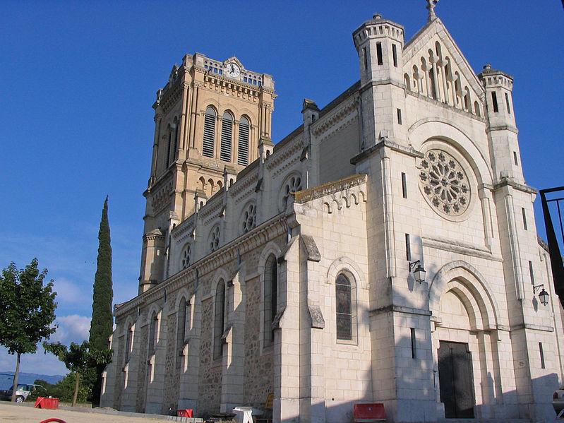 Montélier, église