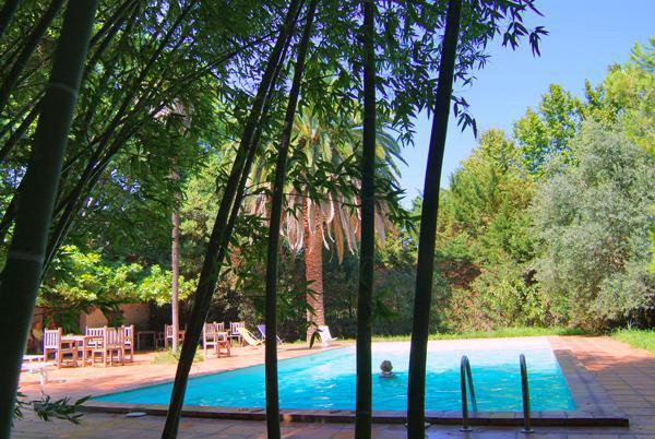 Mas Bazan - La piscine