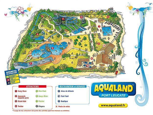 Aqualand, Port-Leucate