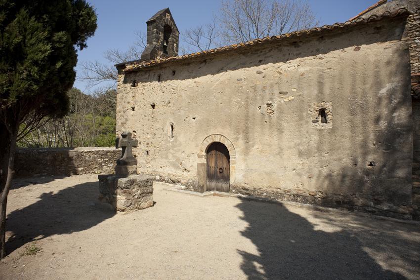 Chapelle Saint-Martin de Fenollar