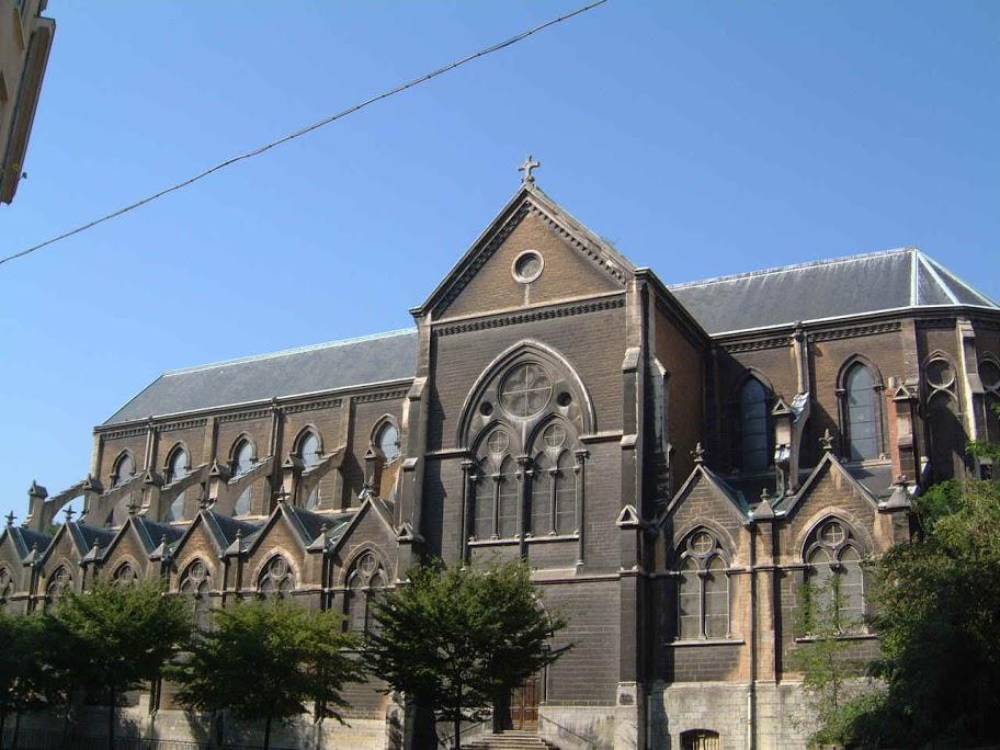 Église Saint Bernard, Lyon