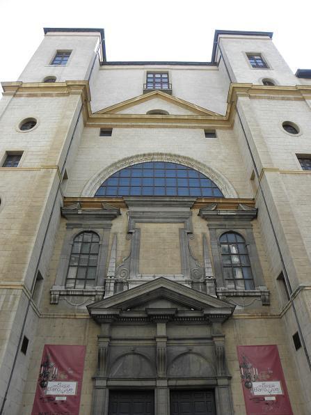 Chapelle de la Trinité - Chapelle du Lycée Ampère