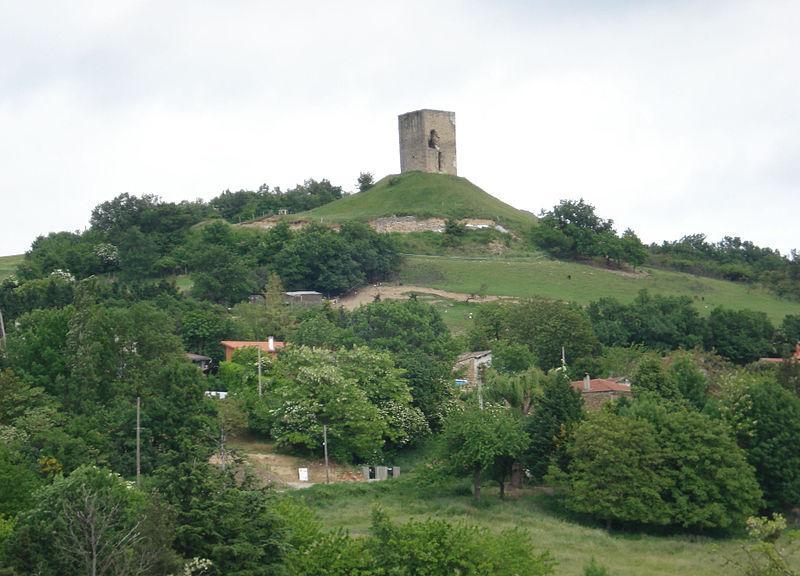 Tour d'Albon