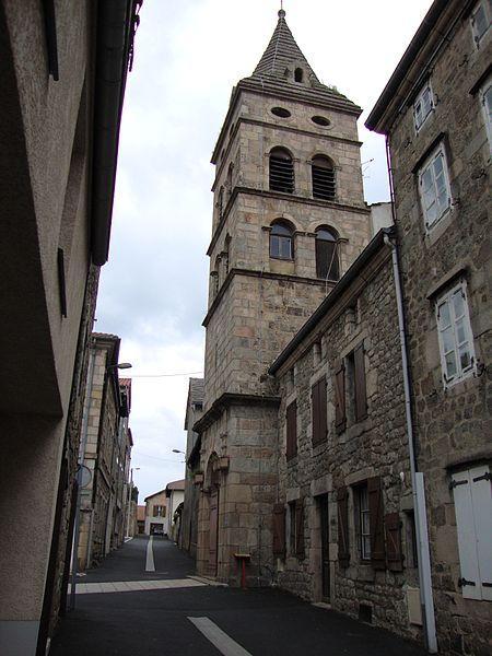 Montfaucon-en-Velay, église St-Pierre