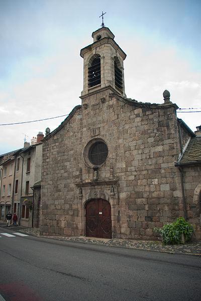 Chapelle des pénitents, Yssingeaux
