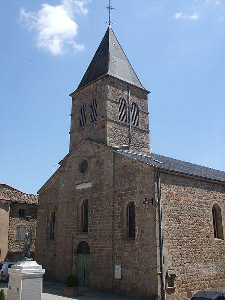 Église d'Arlebosc