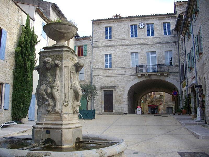 Image : Office de Tourisme** de Barjac