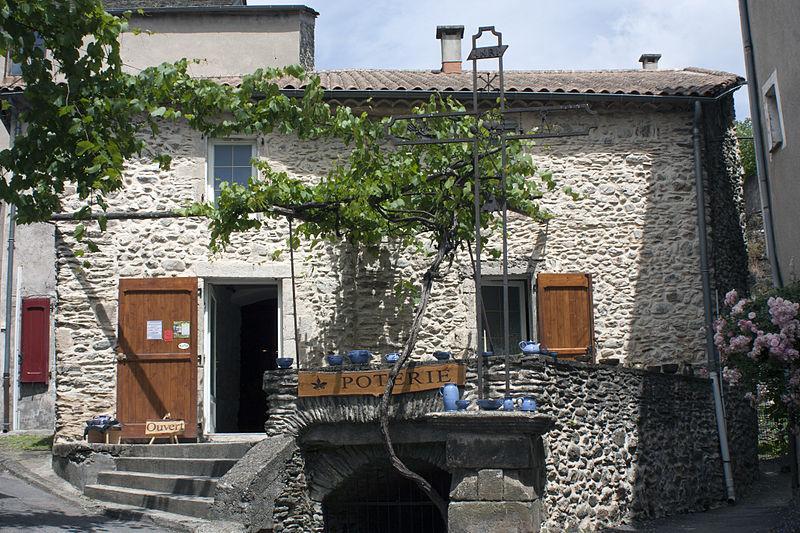 Le Collet de Dèze-Ancien Moulin