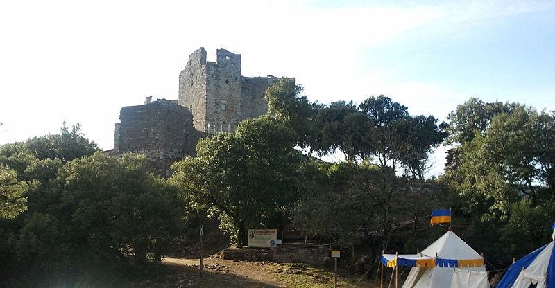 Image : Château de Montalet