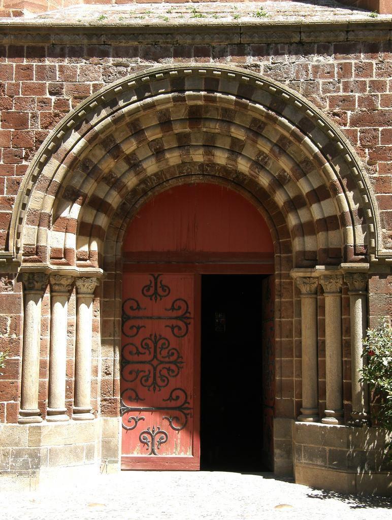 Basilique Saint-Julien_Brioude
