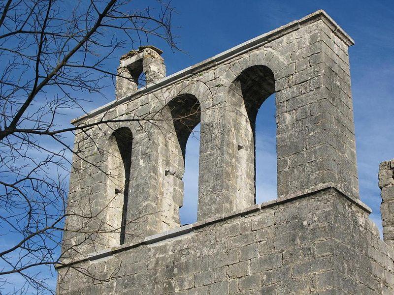 Eglise romane de Balazuc