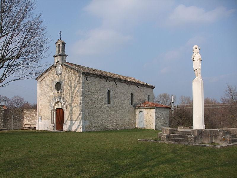 Chapelle Notre-Dame-de-la-Mûre