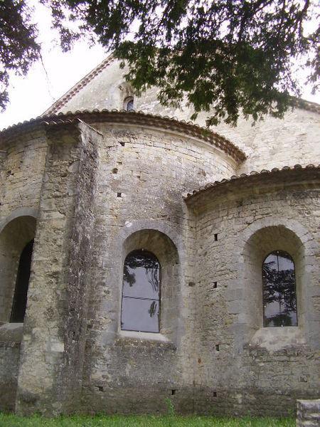 Image : Église Saint-Marcel les Sauzet