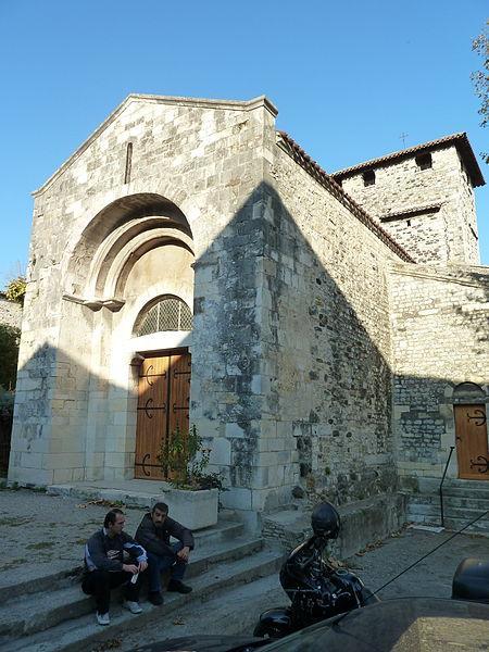 Église de Saint-Etienne de Mélas