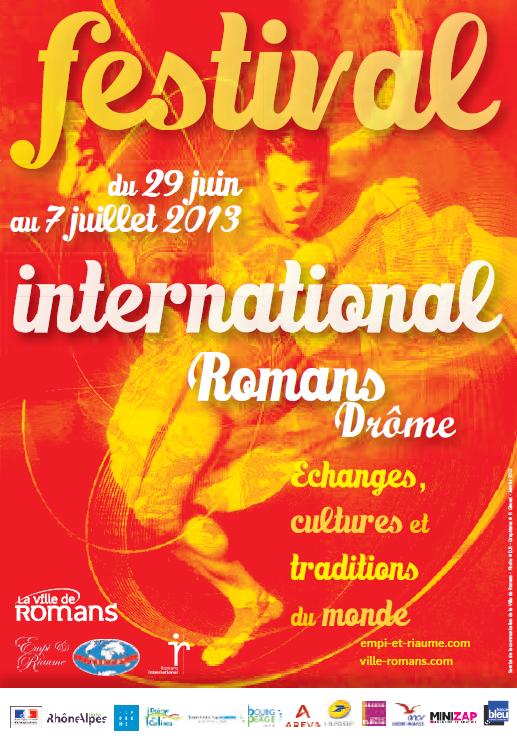 Festival International échanges cultures et traditions du monde
