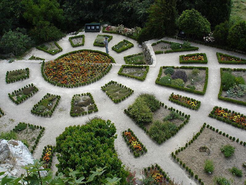 Image : Jardin des Herbes