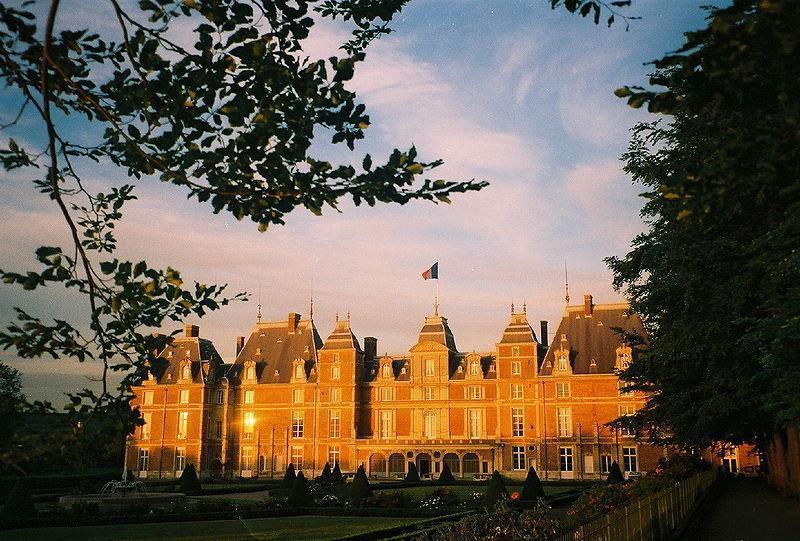 Château d'Eu_Eu