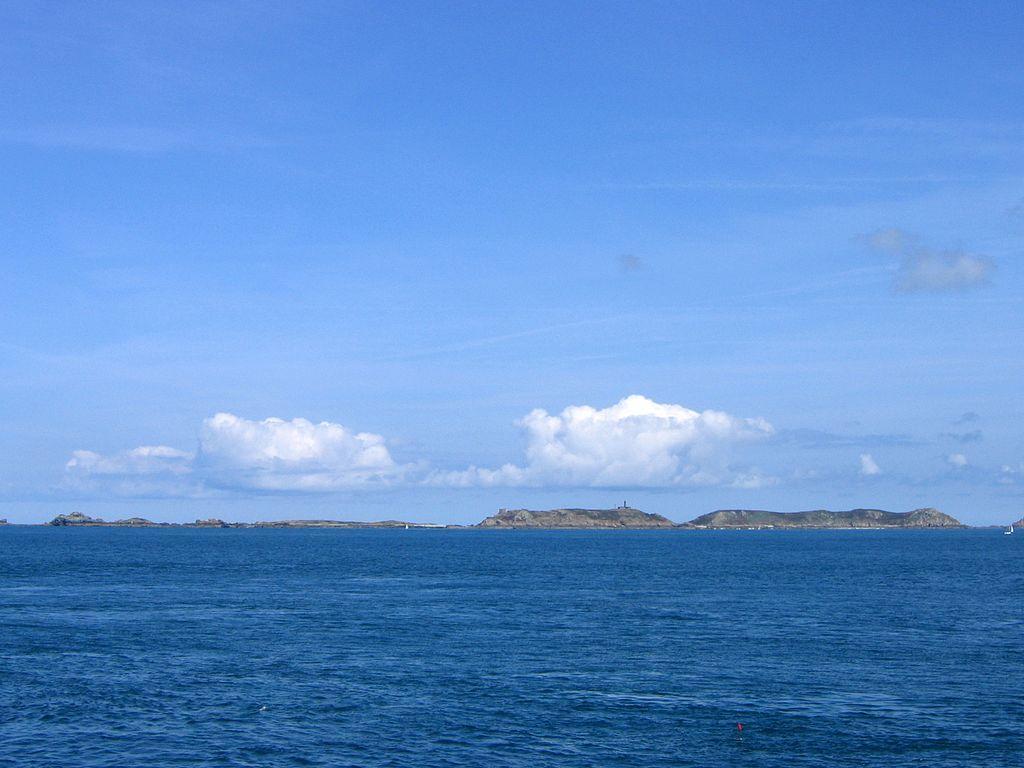 Vue des Sept-Îles