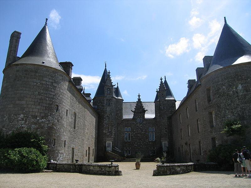 Image : Château de Kergrist