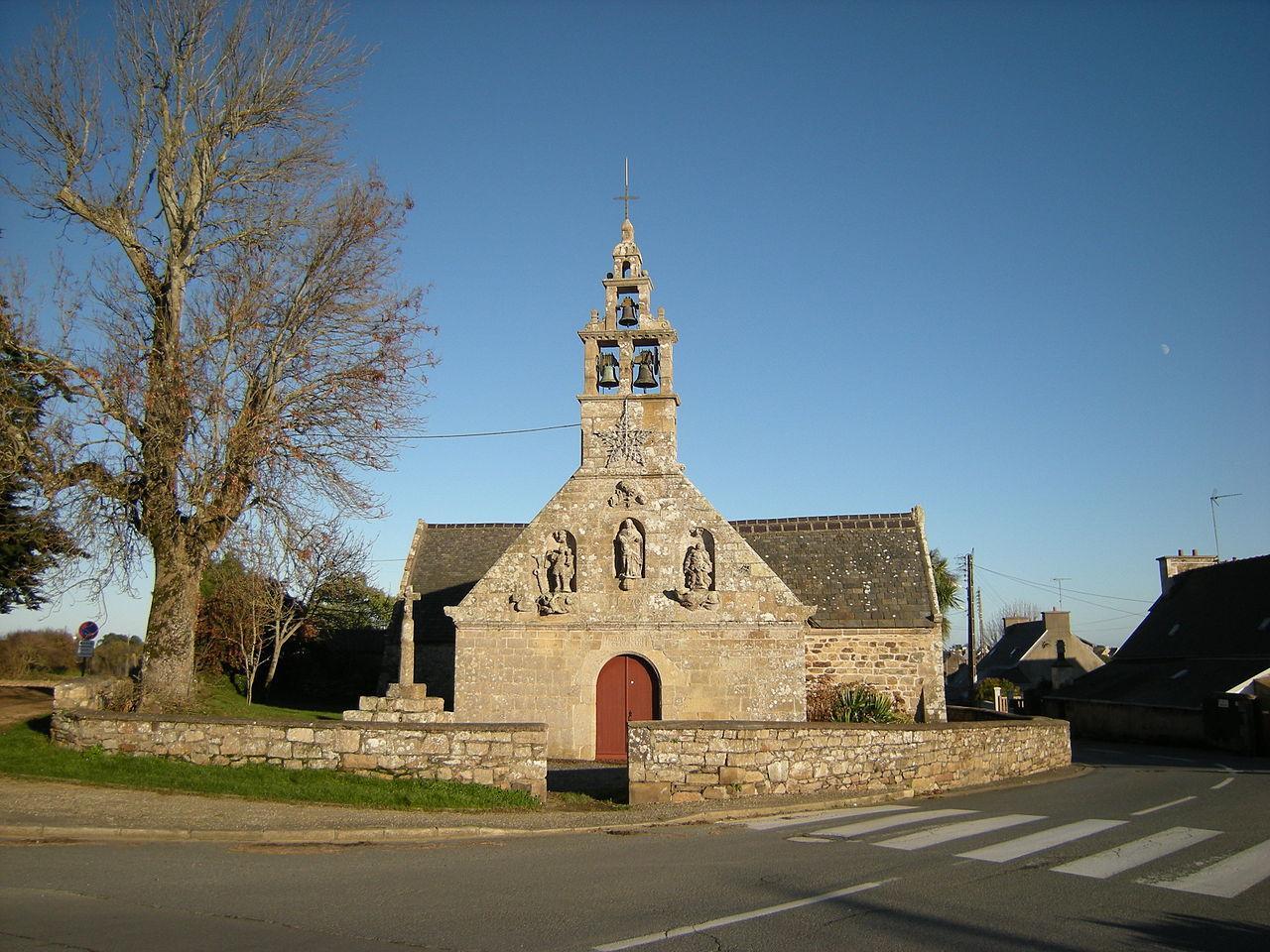 Image : Chapelle de Perros-Hamon