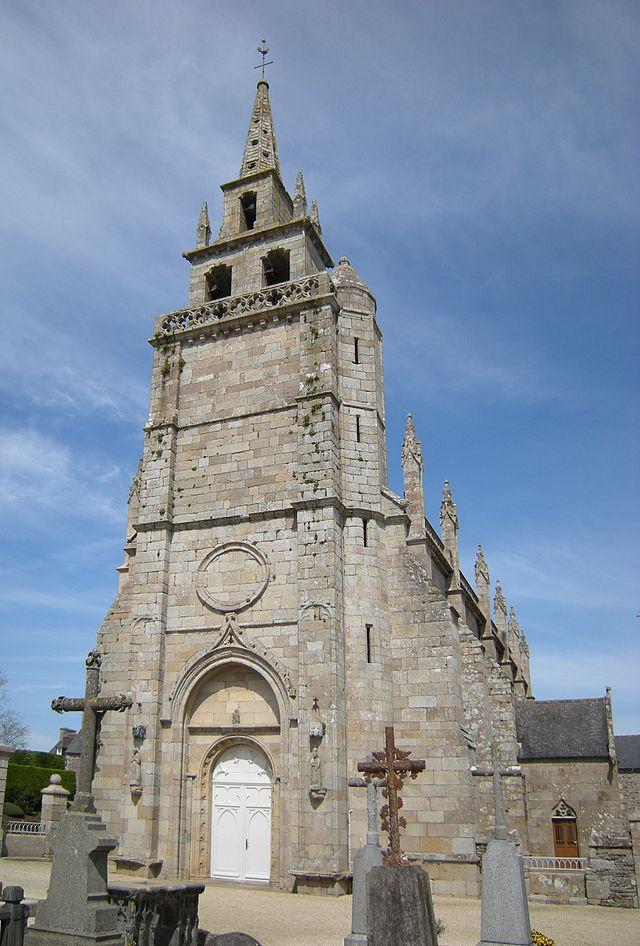 Église Saint-Yves