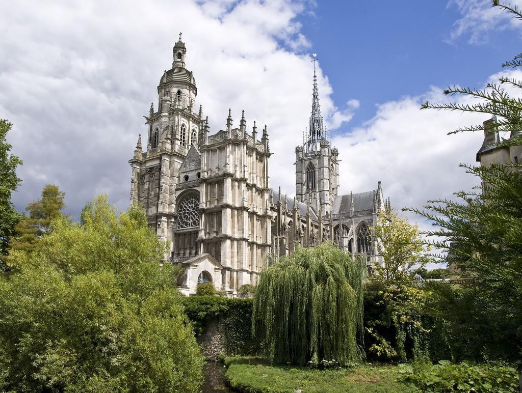 Cathédrale Notre-Dame_Evreux