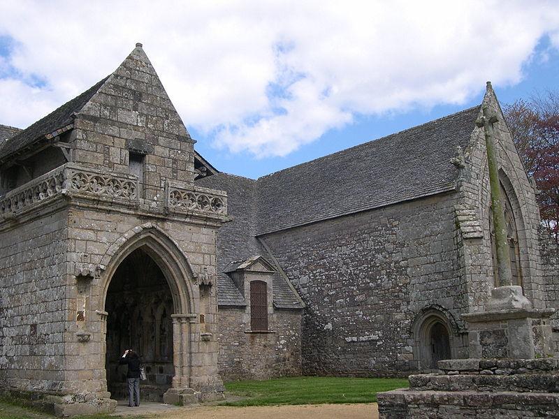 Image : Chapelle de Kermaria-An-iskuit