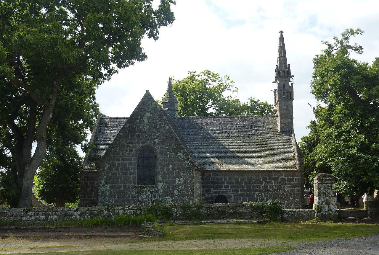 Les Sept-Saints La chapelle