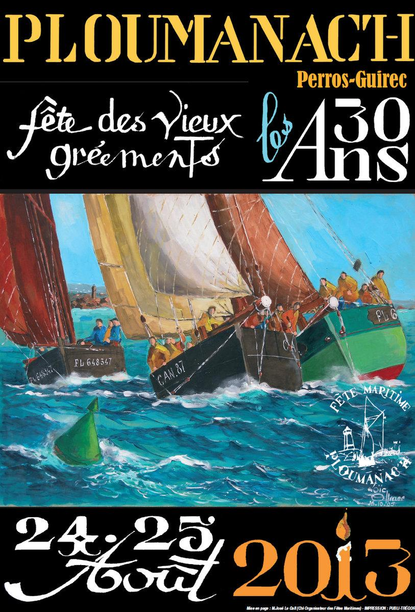 Image : Fêtes Maritimes de Ploumanac'h