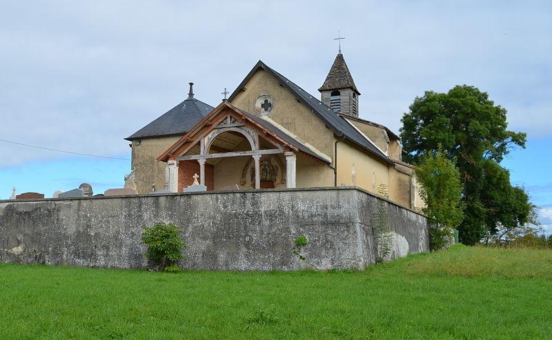 Église Notre-Dame de Crans