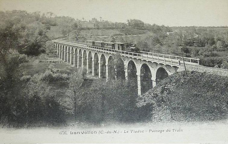 Viaduc de Lanvollon