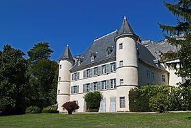 Château Servien de Biviers