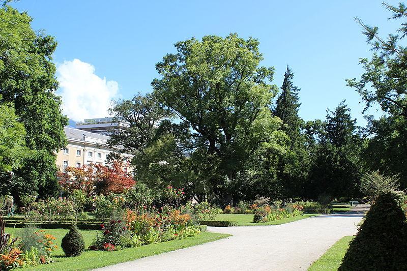 Jardin des Plantes, Grenoble
