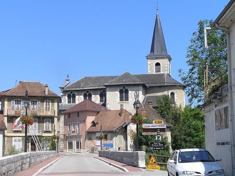 Les Echelles, Savoie