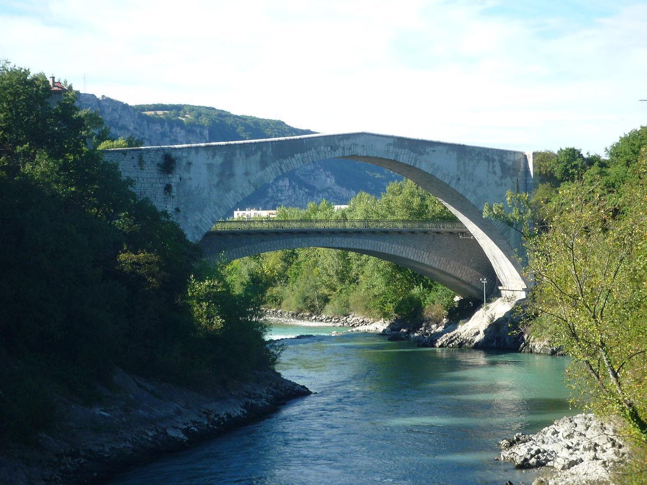 Pont Lesdiguières - Pont-de-Claix