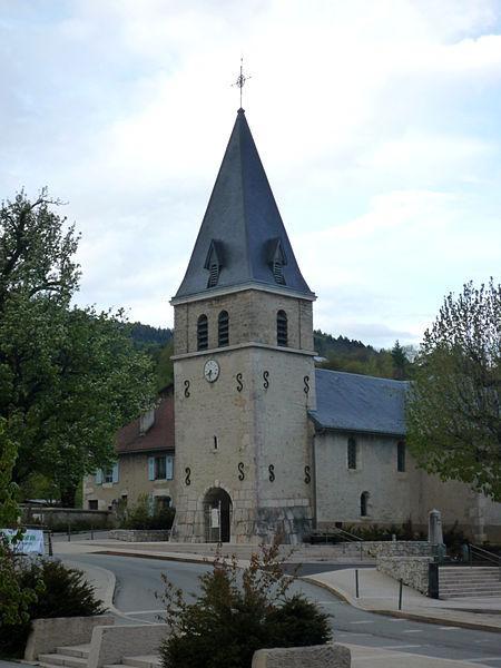 Le Sappey-en-Chartreuse - Église