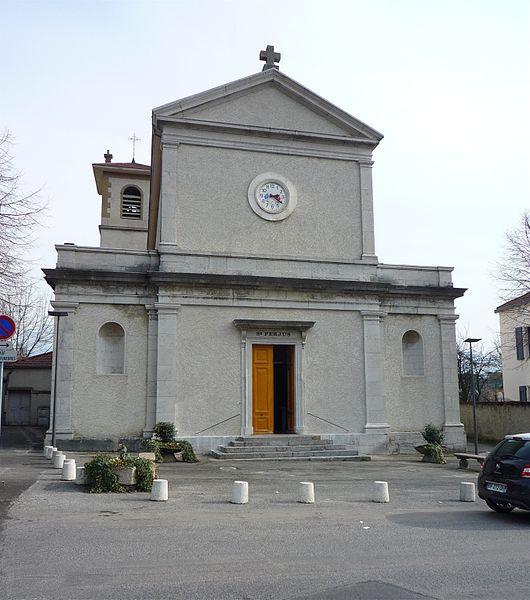 Eglise Saint Ferjus - La Tronche
