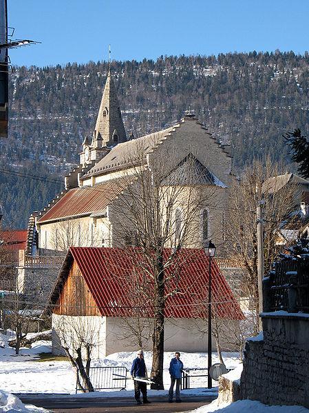 Eglise romane Autrans