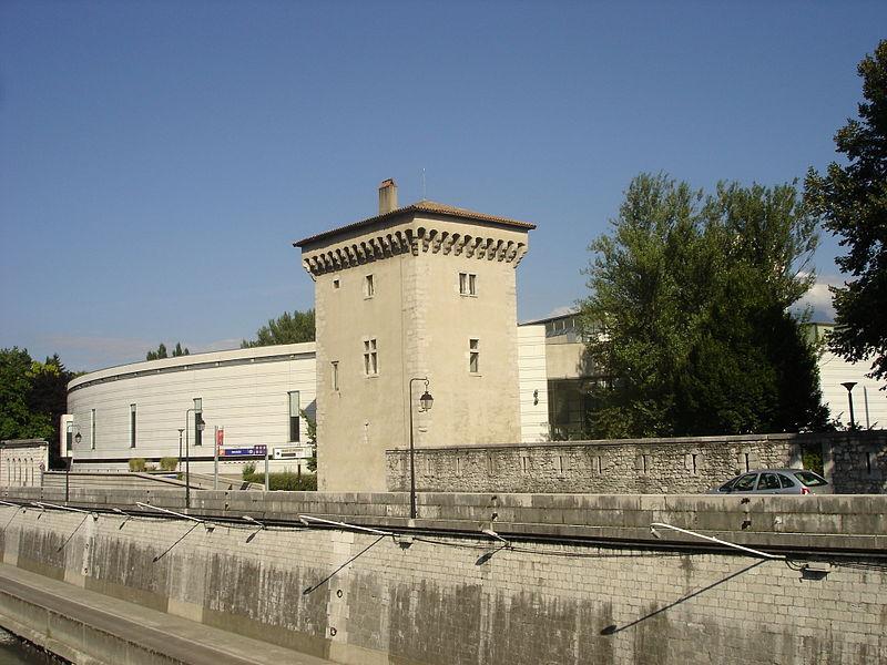 Tour de Lisle, Grenoble