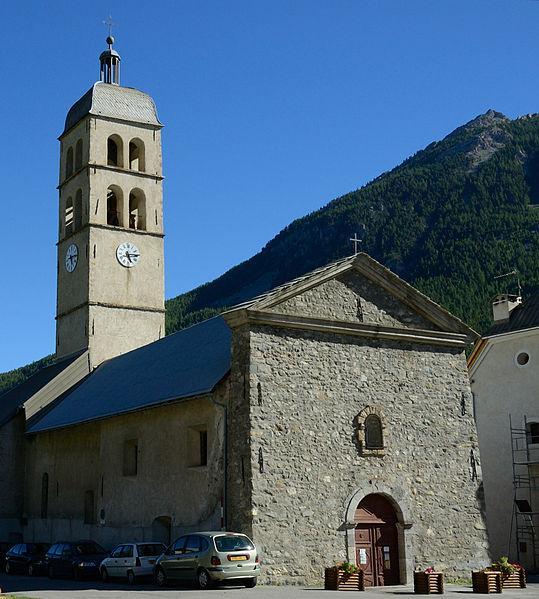 Église des Guibertes