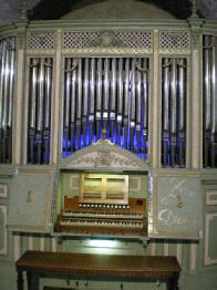 Festival international d'orgue -- Eglise de Monêtier-les-Bains
