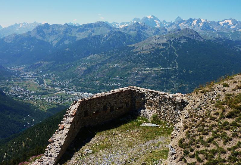 Briançon, Fort de L' infernet