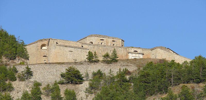 Briançon - Fort des Salettes
