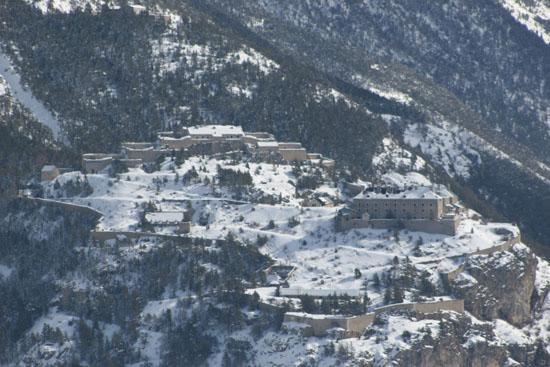 Fort du Randouillet, Briançon