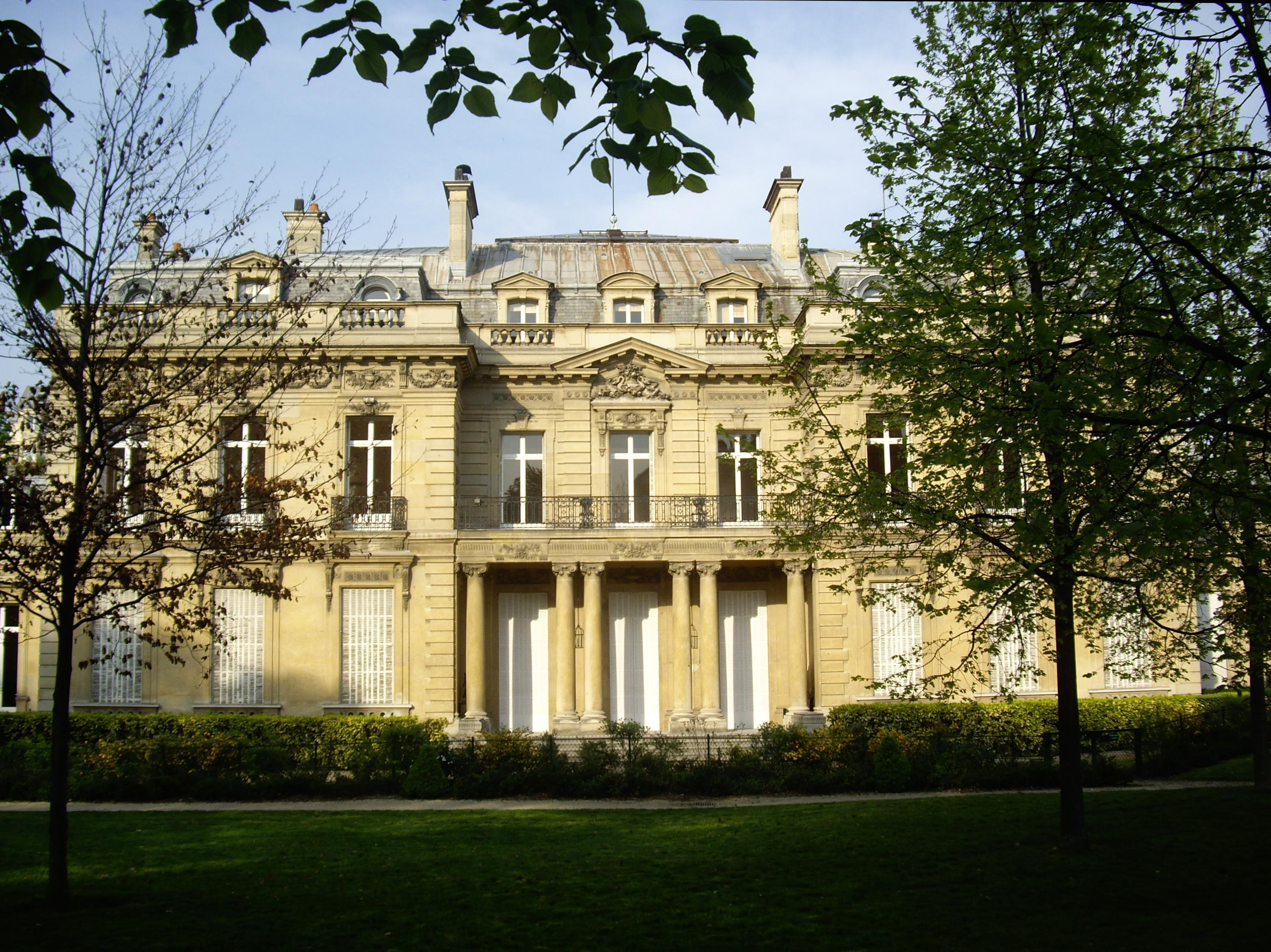 Hôtel Salomon de Rothschild - Centre national de la photographie