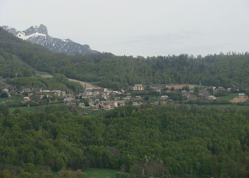 Saint-Léger-les-Mélèzes