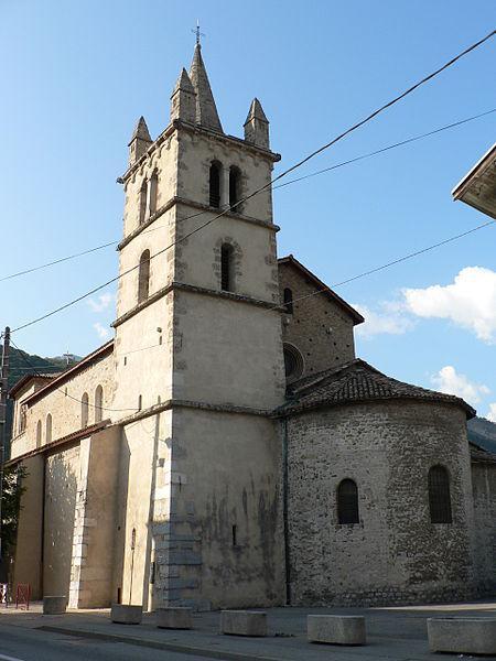 Église Saint-Jean-baptiste de Vif